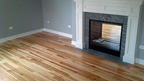 Residential Hardwood Flooring Installation
