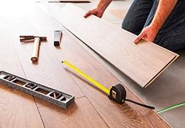 Vinyl Flooring Installation Services